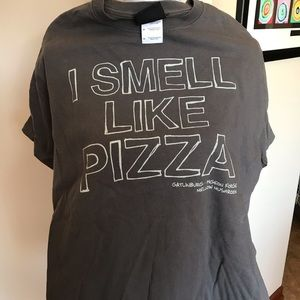 Pizza lover T-shirt!!
